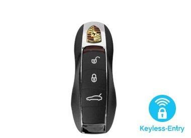 Porsche - Smart key modelo C