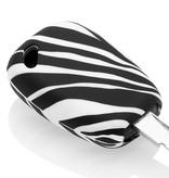 Nissan Schlüssel Hülle - Zebra