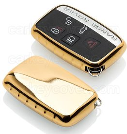 Range Rover Car key cover - Gold (Special)