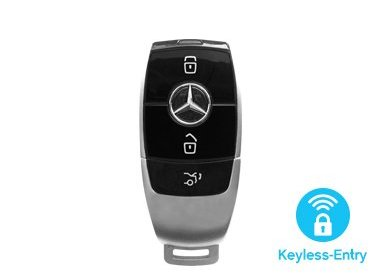 Mercedes - Smart Key Modell E