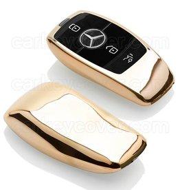 TBU car Mercedes Car key cover - Gold