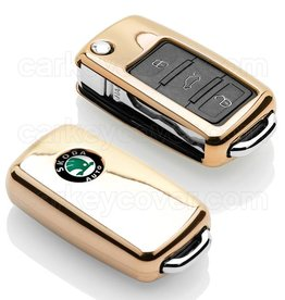 Skoda KeyCover - Gold (Special)