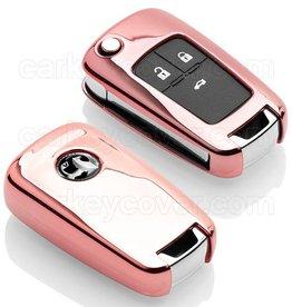 TBU car Vauxhall Funda Carcasa llave - Oro rosa