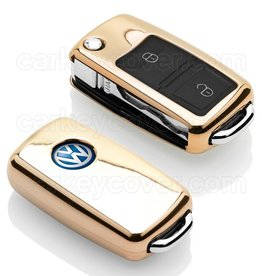 TBU car Volkswagen Sleutel Cover - Gold