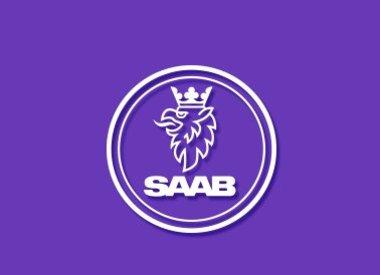 Housse de clé Saab
