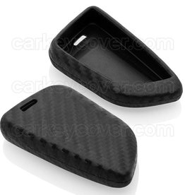 BMW Car key cover - Carbon