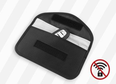 SignalBlocker (Anti theft)