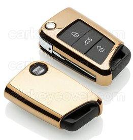 TBU car Seat Schlüsselhülle - Gold