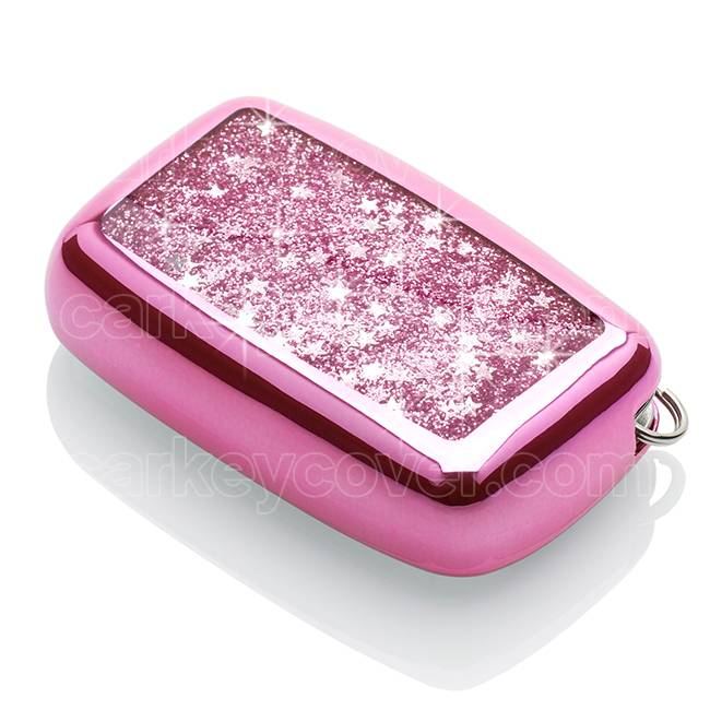 Range Rover KeyCover - Rosado Liquid glitters (Special)
