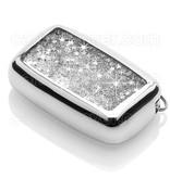 Range Rover Housse de protection clé - Argent Liquid glitters (Special)