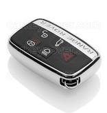 Range Rover Schlüssel Hülle - Silber Liquid glitters (Special)