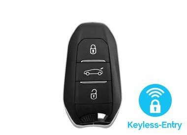 Peugeot - Smart Key Modell H