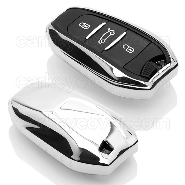 Opel KeyCover - Cromo (Special)