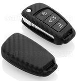 Audi Schlüssel Hülle - Carbon