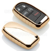 Fiat Housse de protection clé - Gold (Special)