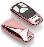 Audi Car key cover - Rose Gold (Special)