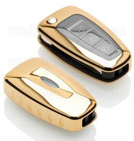 TBU car Ford Car key cover - Gold