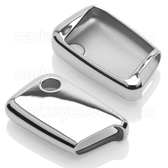 Volkswagen Car key cover - Chrome (Special)