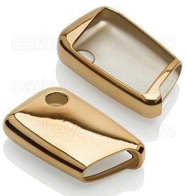 TBU car Volkswagen Schlüsselhülle - Gold