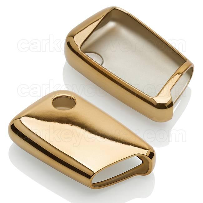 VolkswagenHousse de protection clé - Gold (Special)