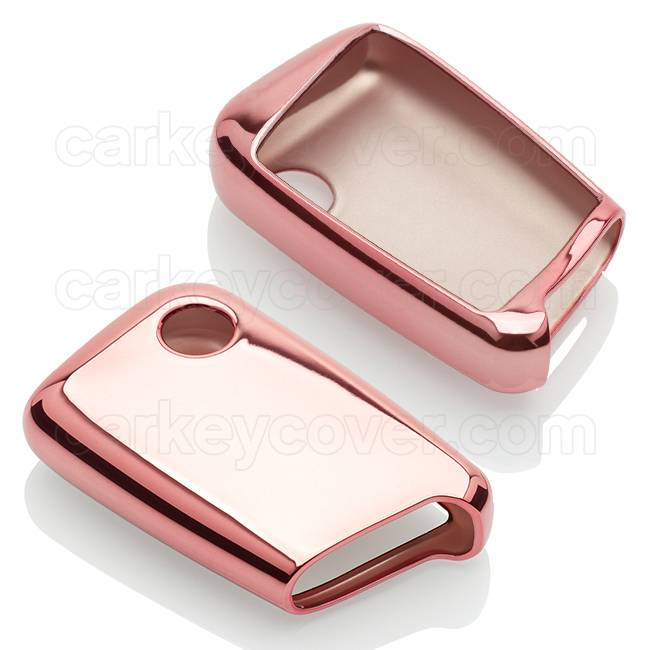 Volkswagen Car key cover - Rose Gold (Special)