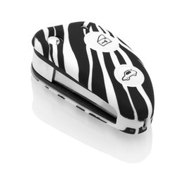 TBU car Alfa Romeo Car key cover - Zebra