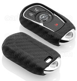 Opel Car key cover - Carbon
