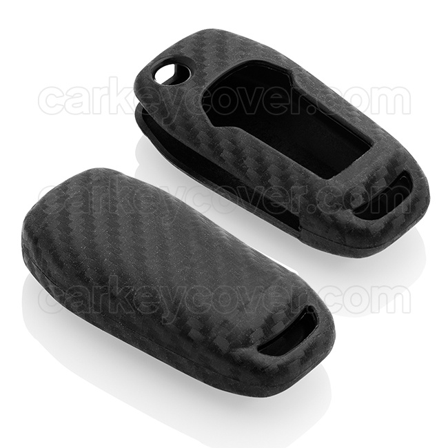 Ford Car key cover - Carbon