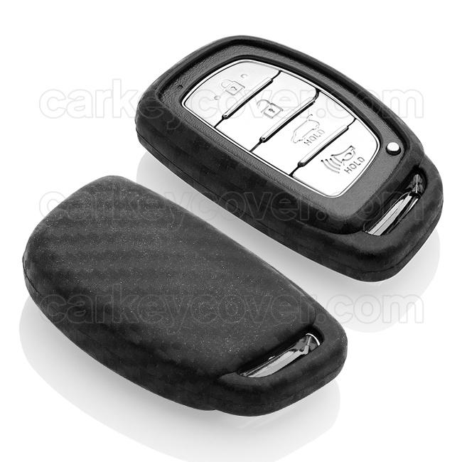 Hyundai Car key cover - Carbon