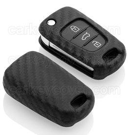Hyundai Schlüssel Hülle - Carbon