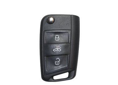 Seat - Klappschlüssel Modell B