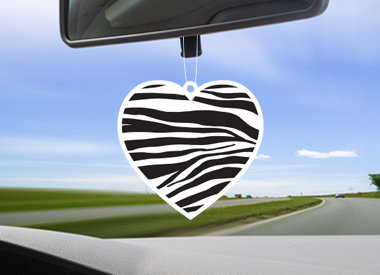 Air fresheners by Freshations - Hearts Collection