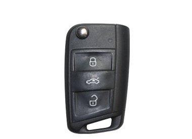 Audi - Klappschlüssel Modell F