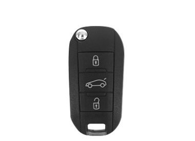 Opel - Klappschlüssel Modell M