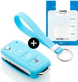 Volkswagen Car key cover - Light Blue