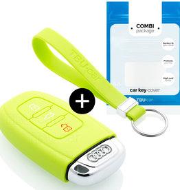 Audi Car key cover - Lime