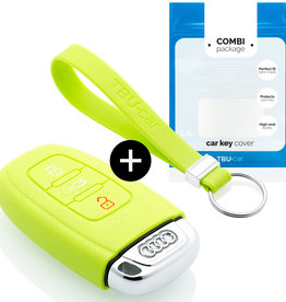 Audi KeyCover - Verde lima