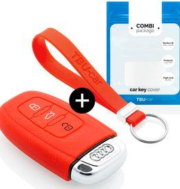 Audi Car key cover - Red