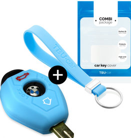 BMW Schlüssel Hülle - Hellblau