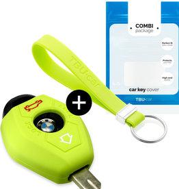 TBU car BMW Sleutel Cover - Lime groen