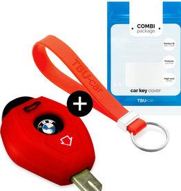 TBU car BMW Sleutel Cover - Rood