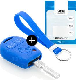 BMW Car key cover - Blue