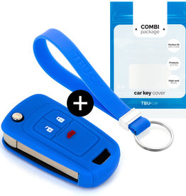 Chevrolet KeyCover - Azul