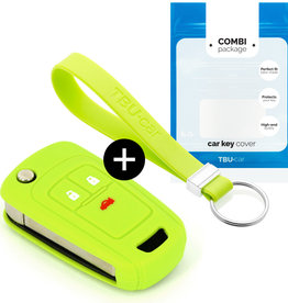 Chevrolet KeyCover - Verde lima