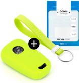 Chevrolet Car key cover - Verde lima