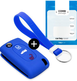 Fiat KeyCover - Azul