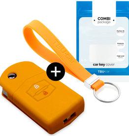 Mazda Car key cover - Orange
