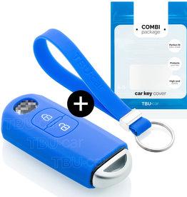 TBU car Mazda Schlüsselhülle - Blau