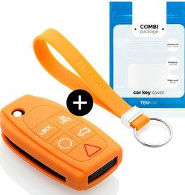 Volvo Schlüssel Hülle - Orange