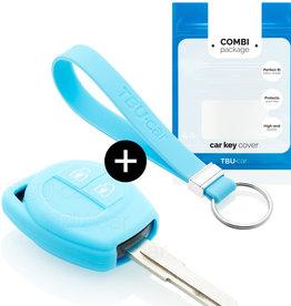 Suzuki Schlüsselhülle - Hellblau